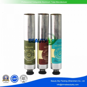 Aluminum tubes for Hand cream