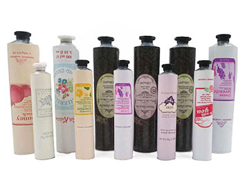 Cosmetic Packaging Tubes
